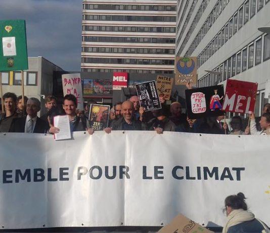 Ensemble pour climat HdF