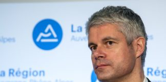 "LYON L.Wauquiez and X.Niel present the ""European Silicon Valley""."
