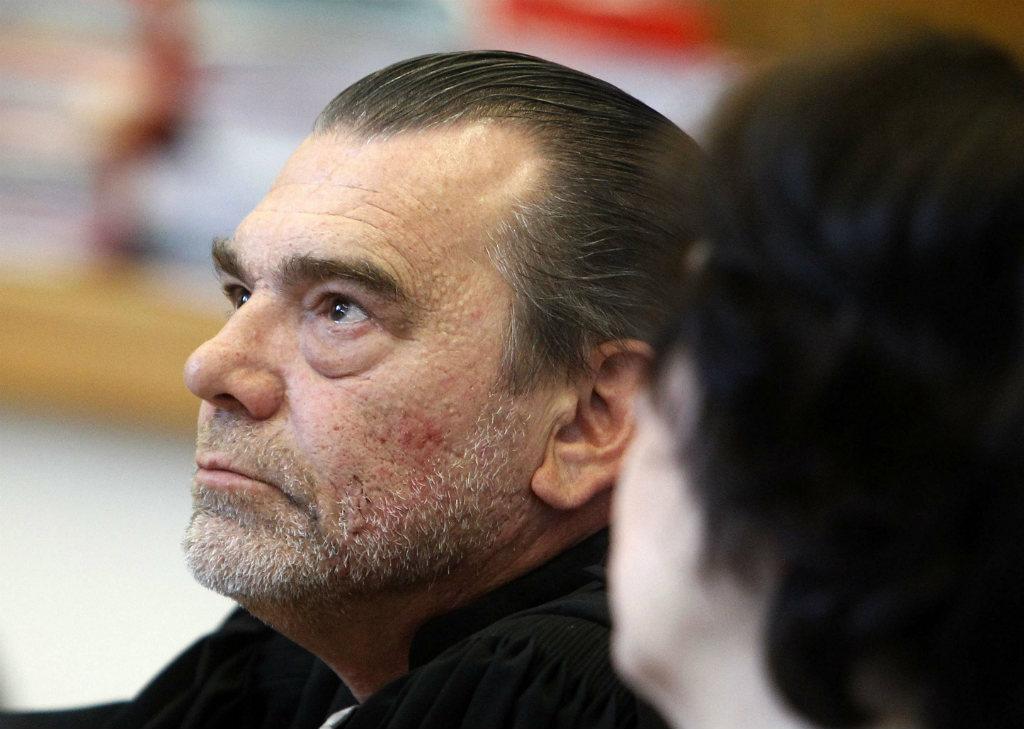 L'avocat lillois Frank Berton. Photo : Michel Spingler/AP/SIPA
