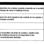 Extrait du bilan comptable FC Nantes 2017-2018