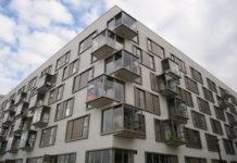 L'immeuble Ilink sur l'île de Nantes c Thibault Dumas