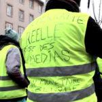 Manifestation de gilets jaunes à Toulouse le 12 janvier 2019. Capture d'écran: Creative Commons/Marc Khanne