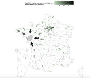 Provenance Loire Atlantique