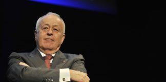 Lyon (69) : Alain Mérieux lors du forum Biovision 24/03/2013 | Lyon (69): Alain Mérieux at the Forum Biovision 24/03/2013 [AT]