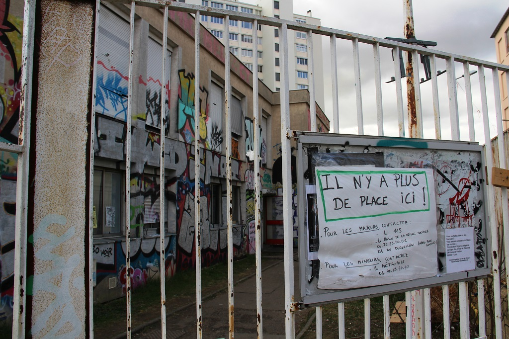 College 4e arrondissement mineurs isoles2