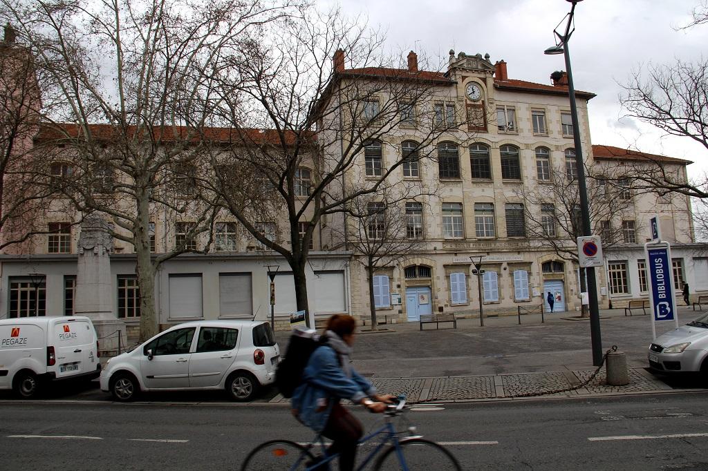GrandTrou-place Belleville