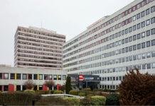 Le siège de la Métropole européenne de Lille. Photo : CC/Velvet