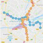 lignes métro nantes
