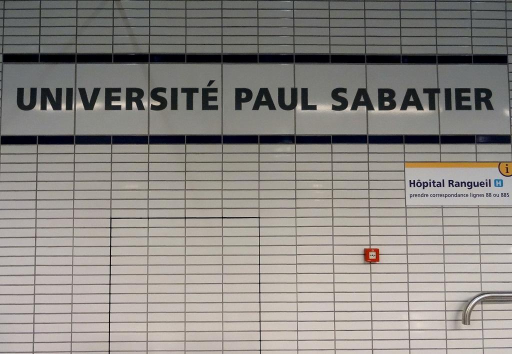 université paul sabatier