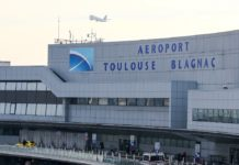 FRA-TRANSPORT-AVIATION-BLAGNAC AIRPORT
