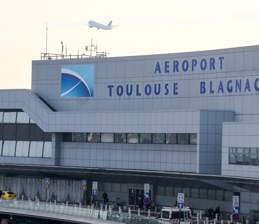 FRA-TRANSPORT-AVIATION-BLAGNAC AIRPORT