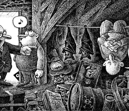 Illustration Jean-Paul Van der Elst