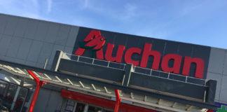 Hypermarché Auchan à Neuilly-sur-Marne. Photo d'illustration : Yves Adaken
