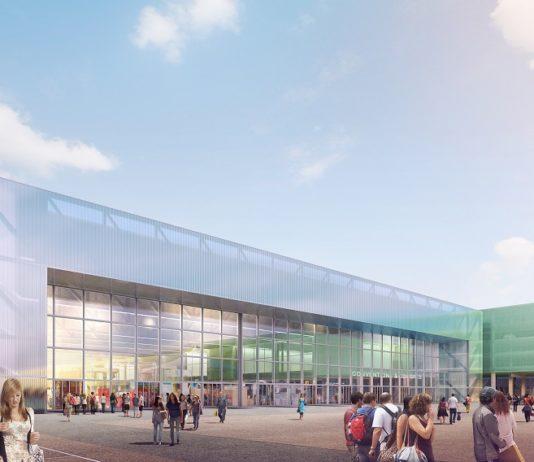 Centre de Conventions et Aire d'exposition extérieure Crédit Les Yeux Carrés