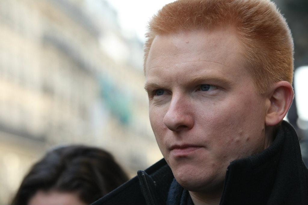 Adrien Quatennens. Photo : Le Parisien/MAXPPP