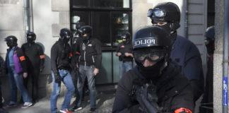 police Nantes