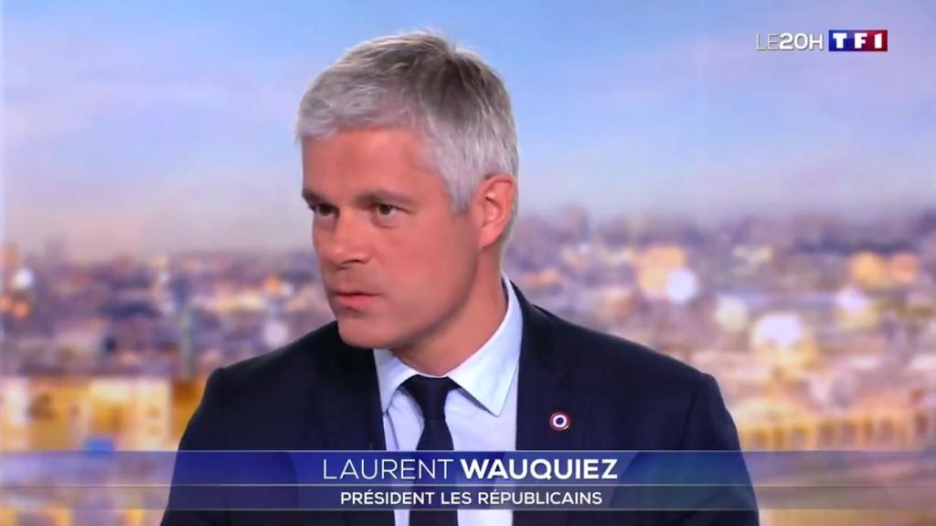 Laurent Wauquiez TF1