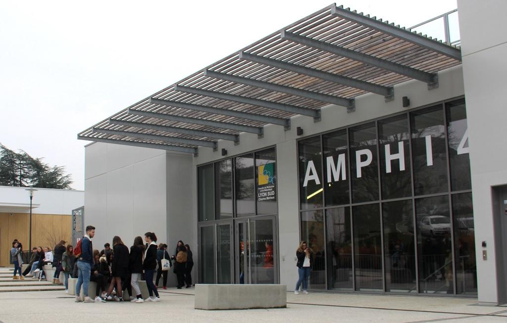campus Lyon Sud 2