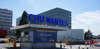 Entree CHU