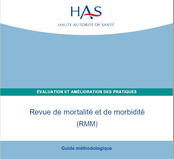 Guide Méthodologique RMM Page de garde
