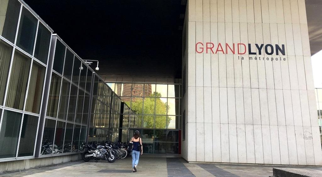 siege Grand Lyon