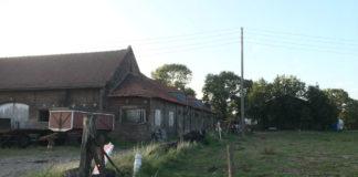 Ferme de la zone agricole des Muchaux, près de Lille. Photo : Sylvain Marcelli