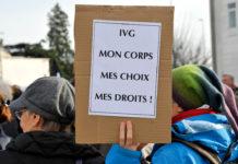 manif IVG Nantes