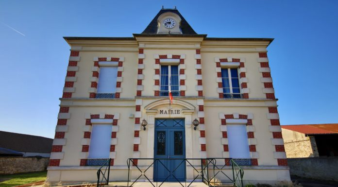 Photo de la mairie de Boinville-en-Mantois (78)