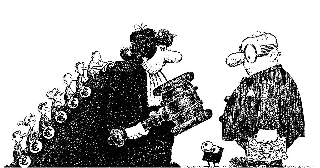 dessin avocat