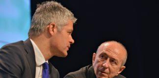 Laurent Wauquiez et Gerard Collomb (2016)