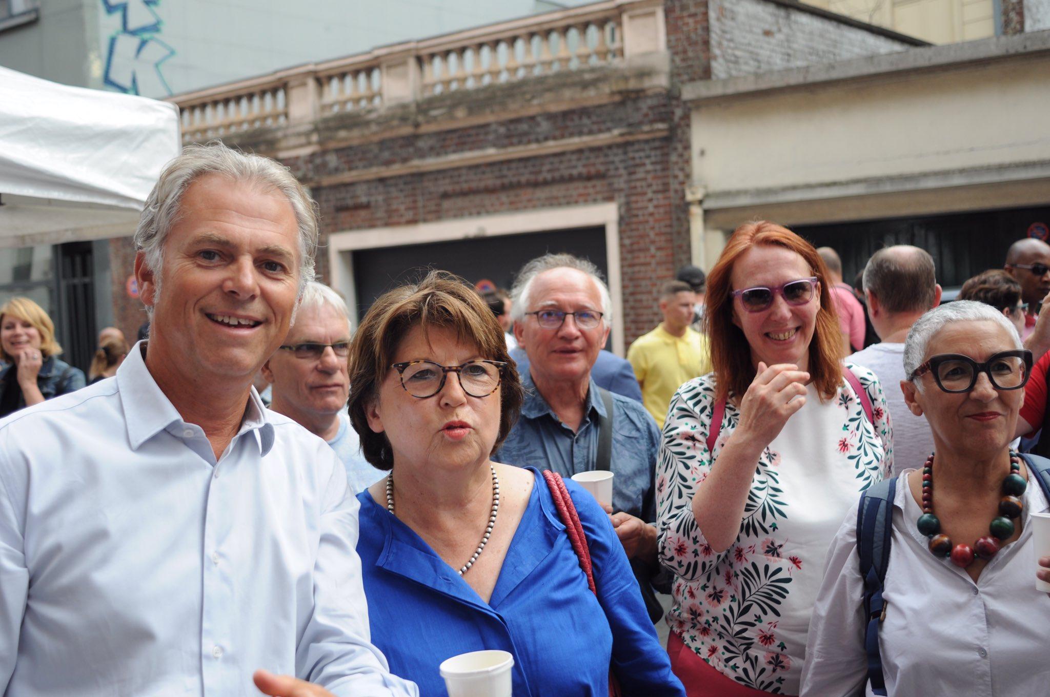Lille : pourquoi l'opposition municipale de droite pourrait rallier Martine Aubry