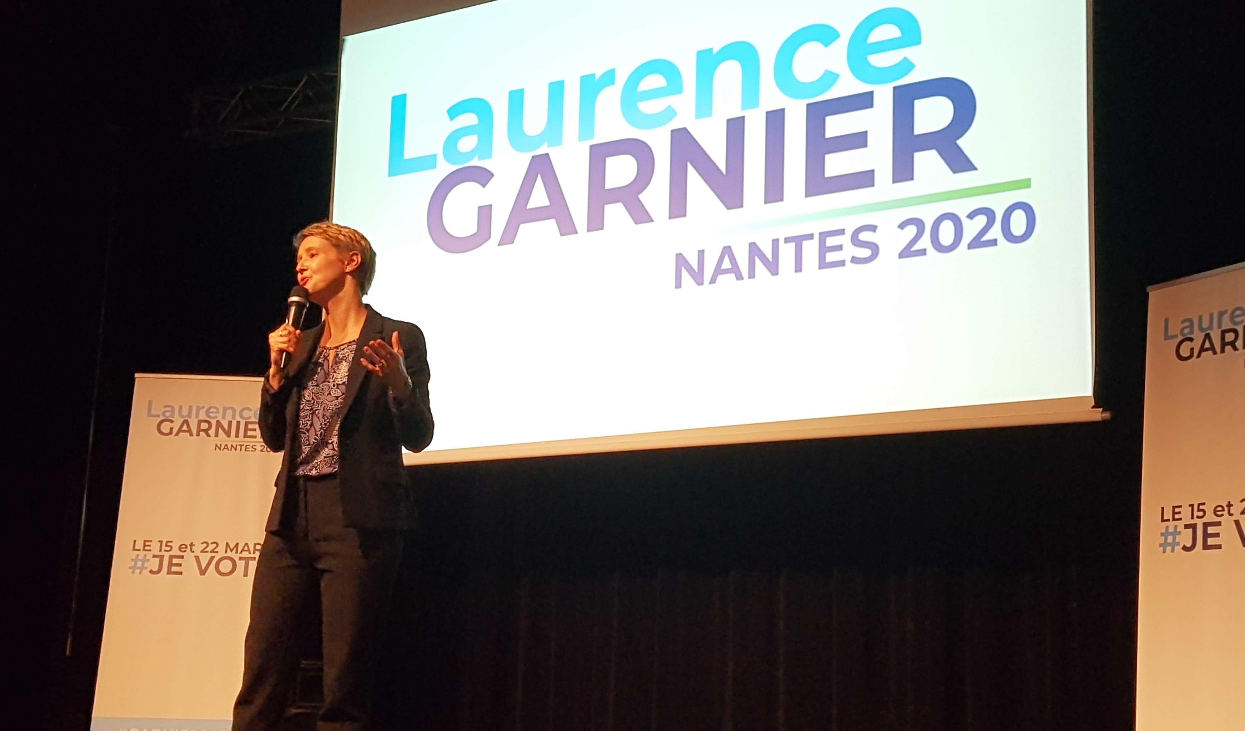 Garnier une