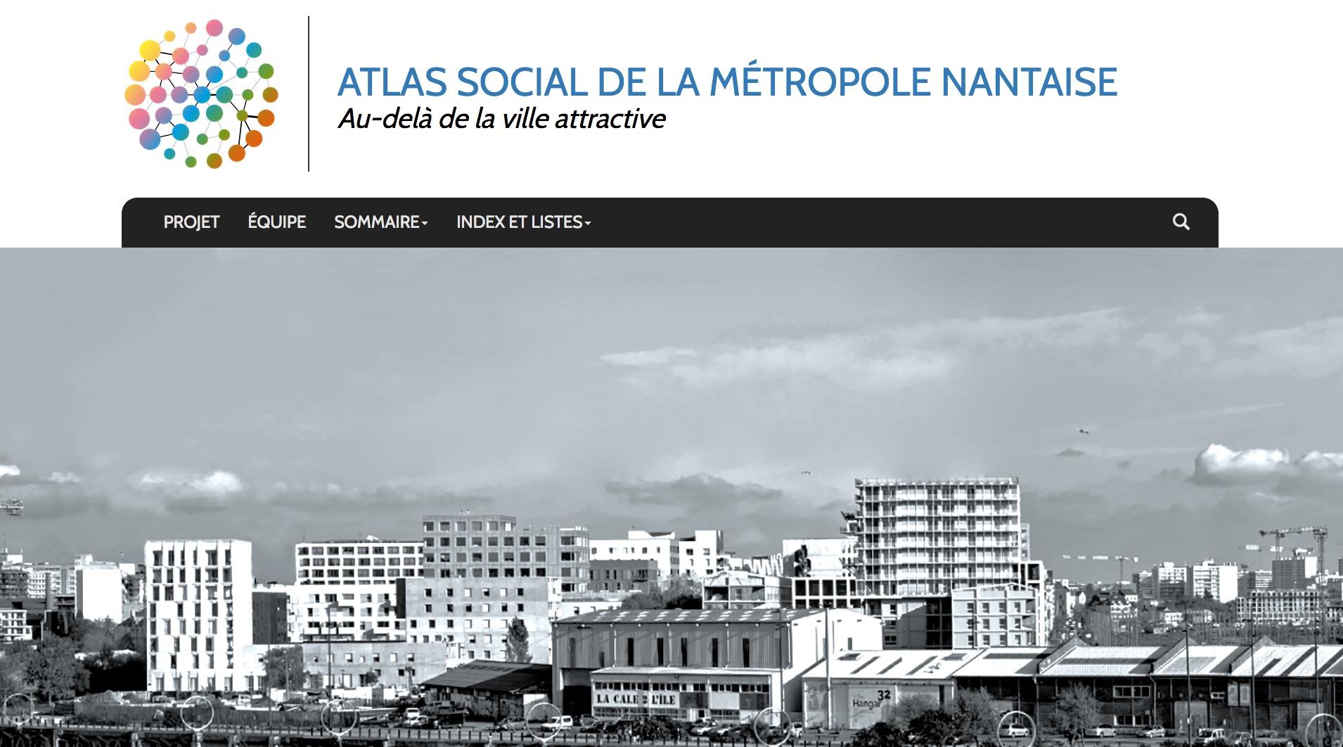 Nantes et sa métropole au crible des sciences sociales