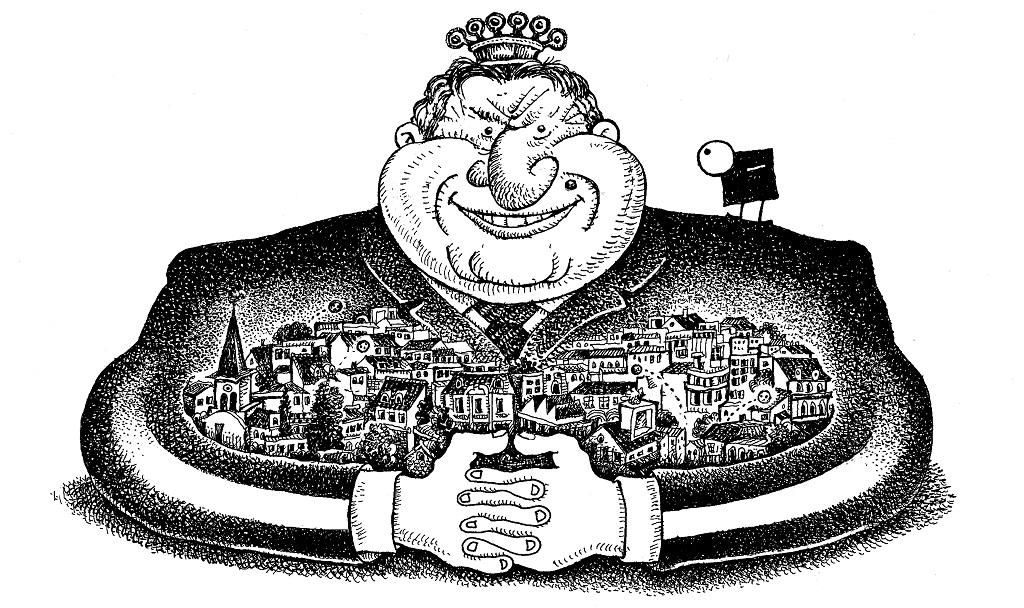 Maire monarque