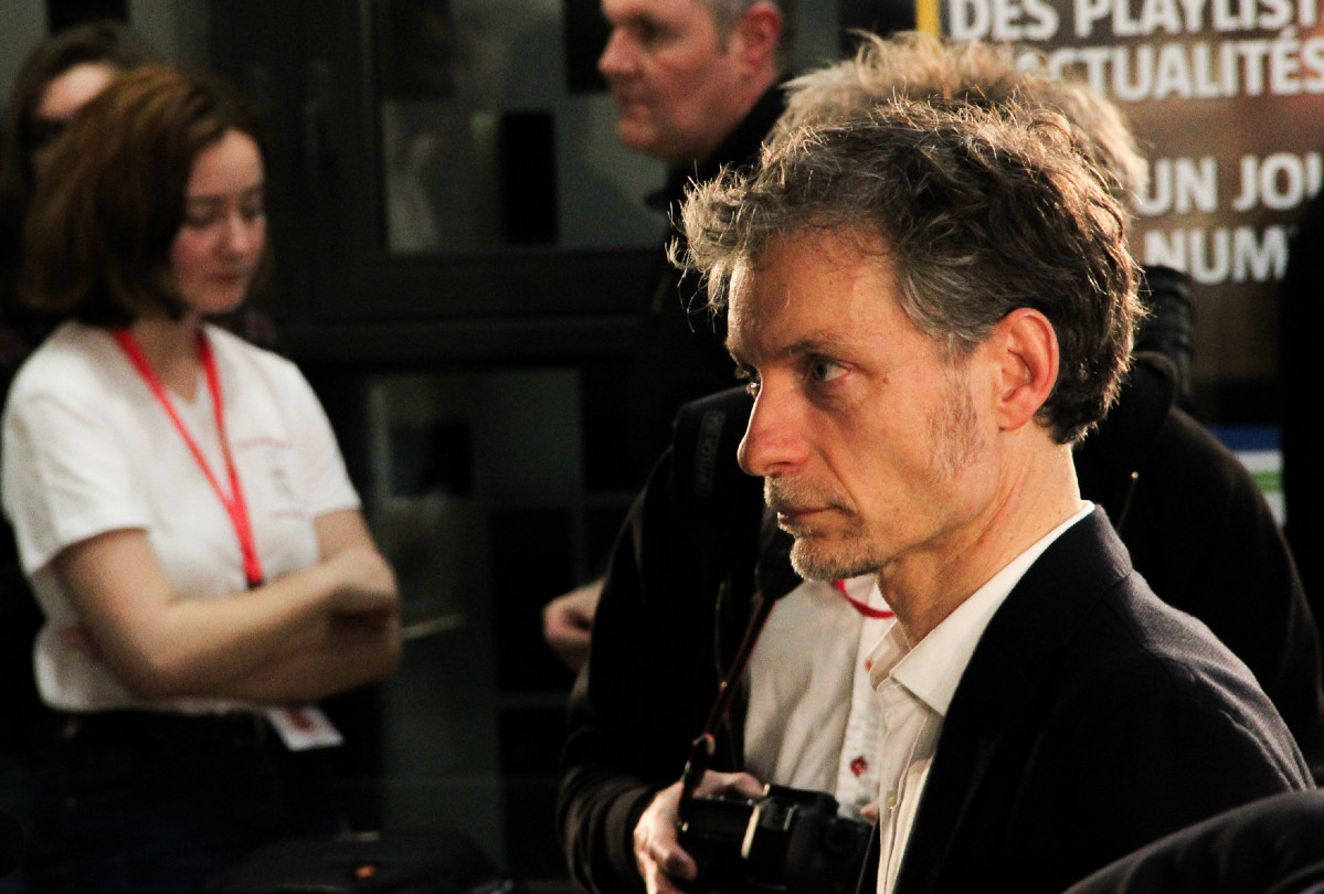 Lille débat municipales Stephane Baly