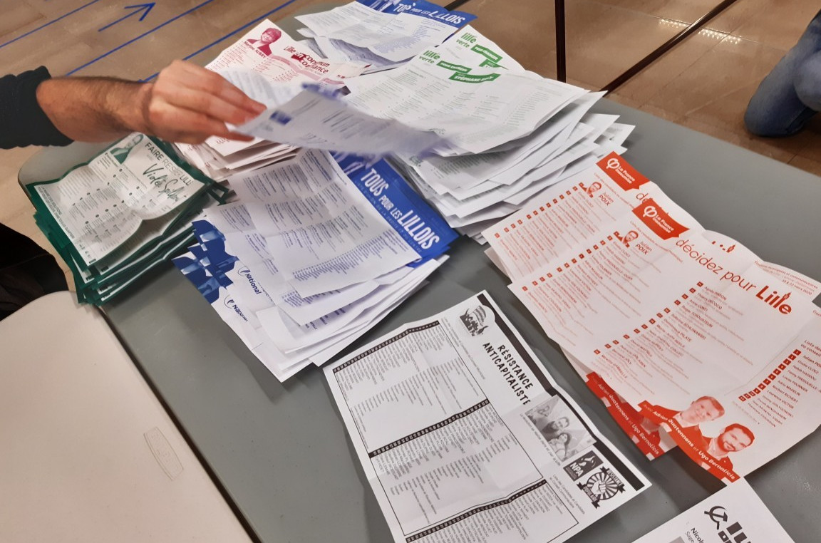 Elections Municipales Lille