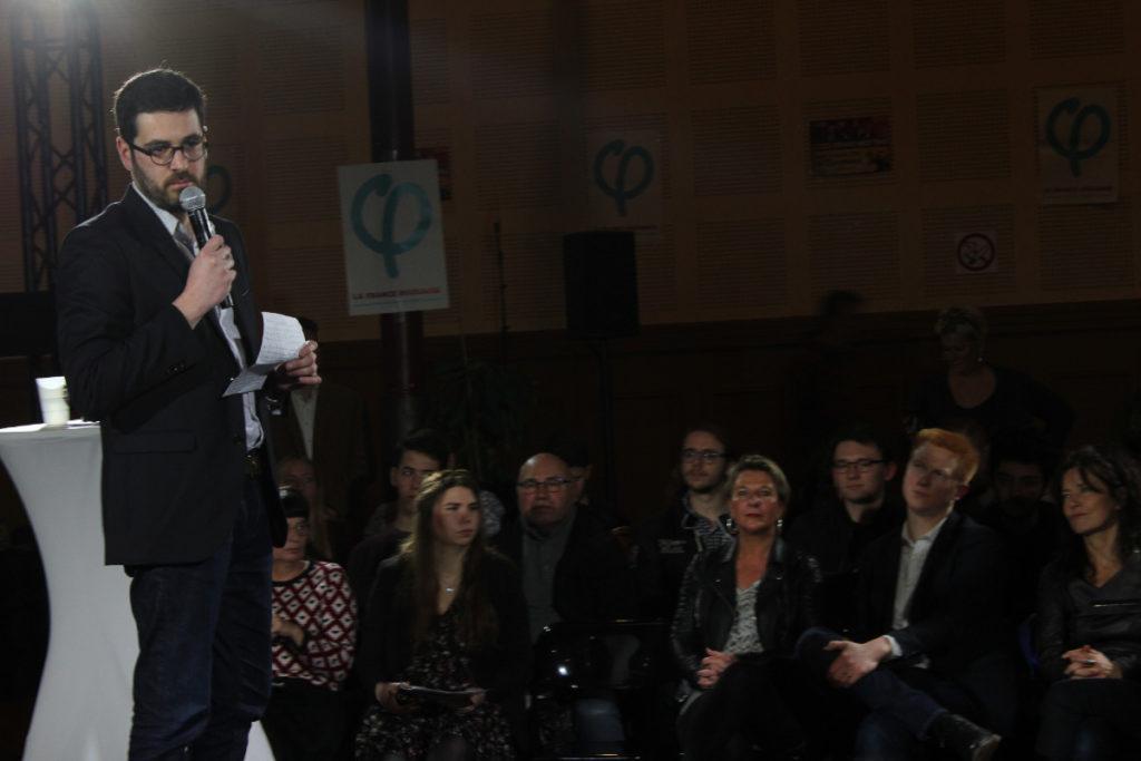 Julien Poix Meeting 1