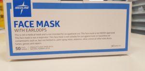 Boite masques non sanitaires(1)