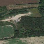 Le site des Bossons a Treillieres, vu de Google Earth (image 2018)