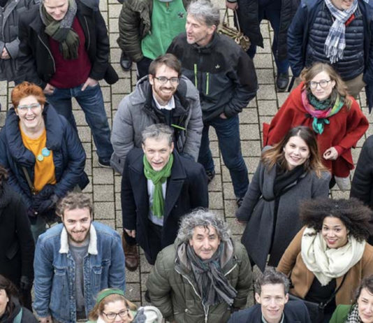 Candidats Lille Verte