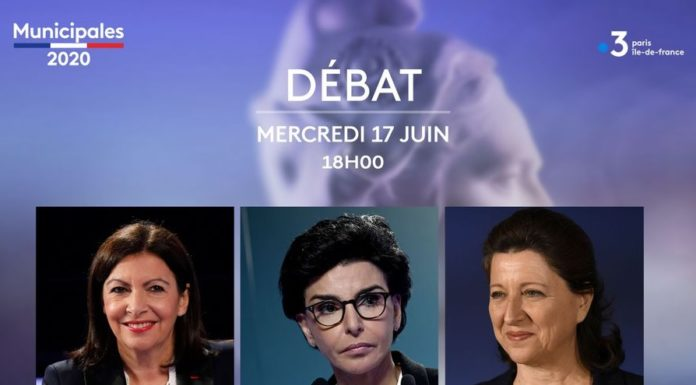 Debat Paris 1706 F3IDFe
