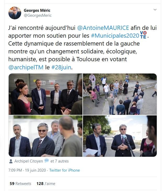 Maurice Meric