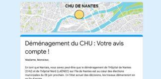 sondage CHU