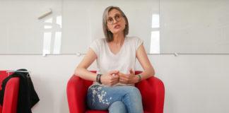 Carine Bernault, nouvelle presidente de l'Universite de Nantes