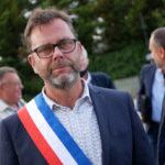 Le tout nouveau maire de Reze Herve Neau (Reze citoyenne) (c) Thibault Dumas