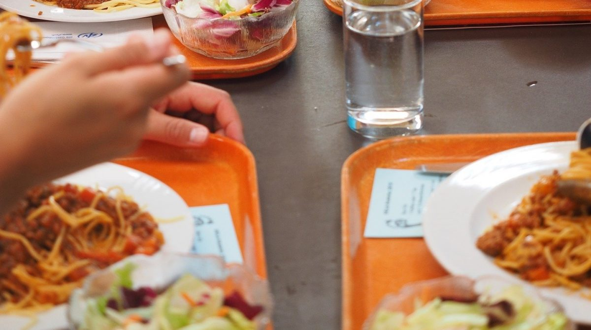 image cantine scolaire