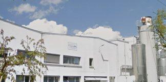 usine Lactalis Vallet