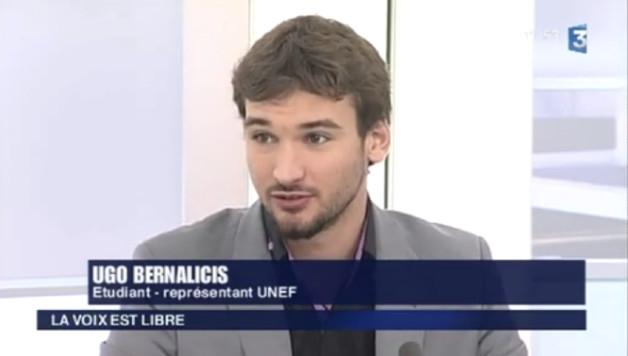 Bernalicis 1ère TV