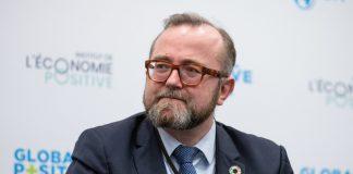 Christophe Itier, ancien Haut commissaire à l'économie sociale et solidaire