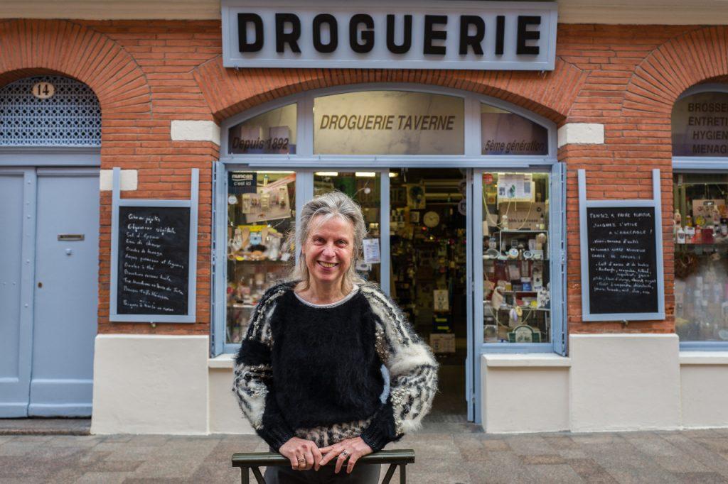 DROGUERIE LA TAVERNE -15 bq